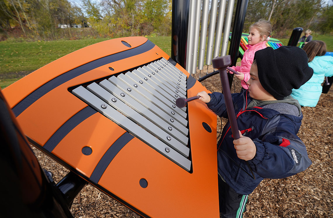 Outdoor Musical Instruments